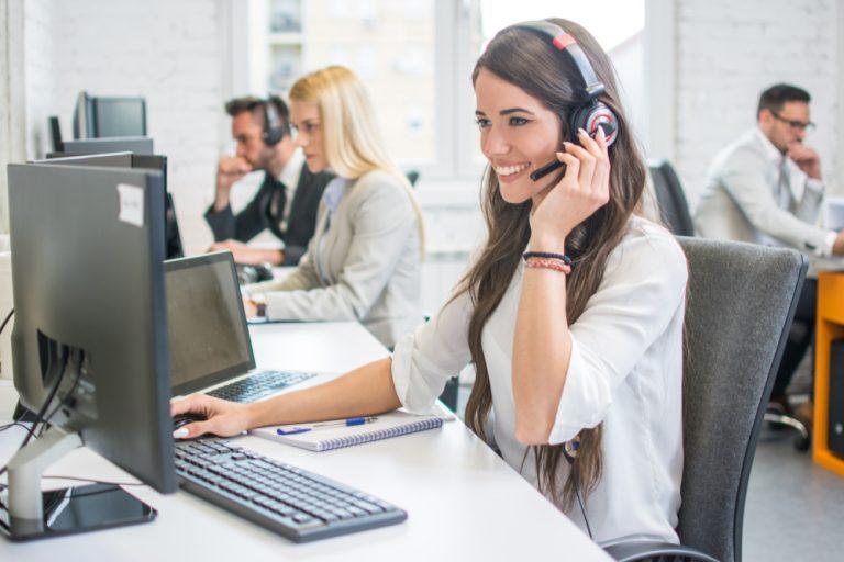 operator call center