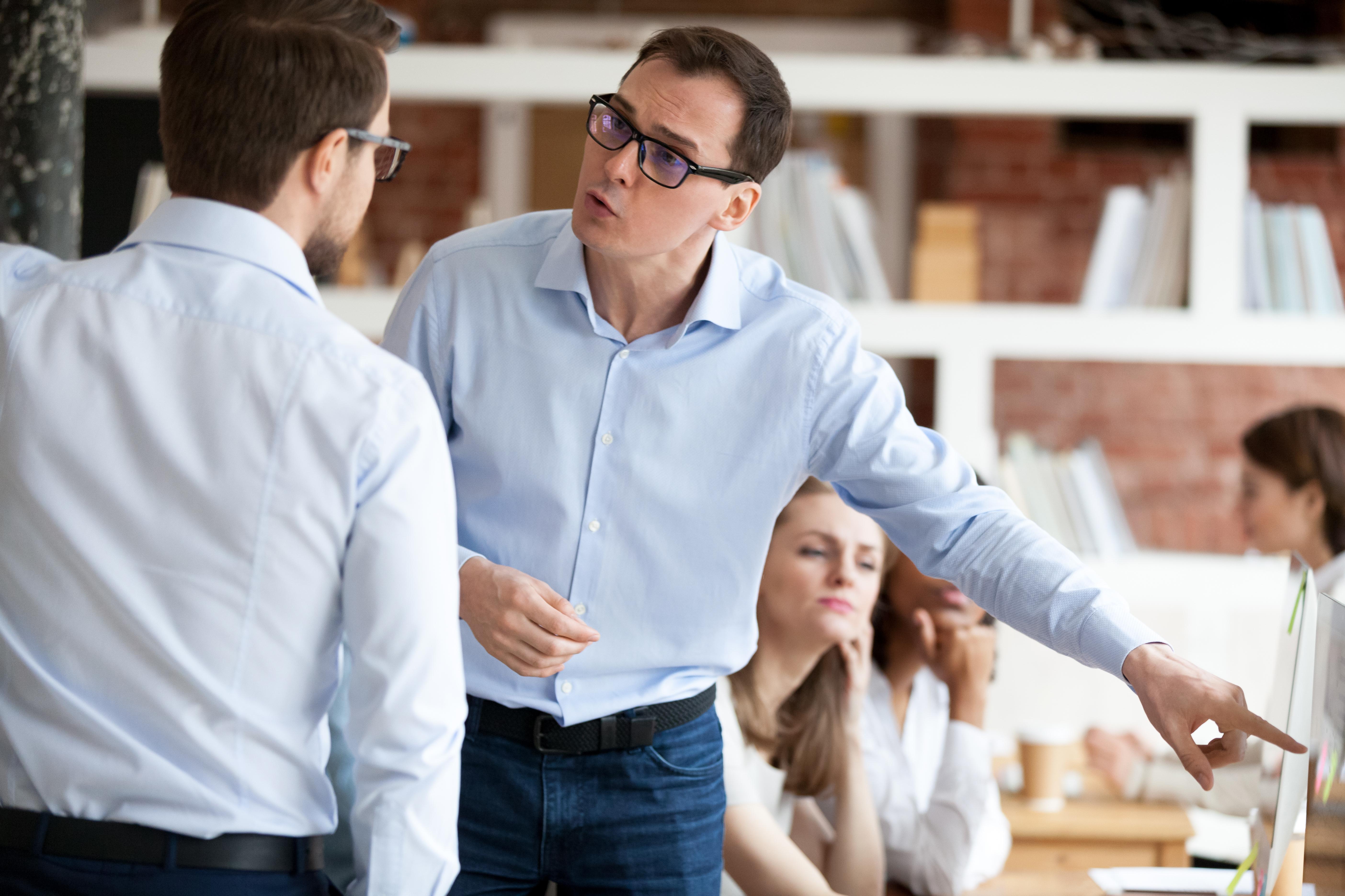 Hartuirea morala la locul de munca