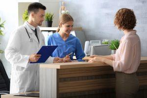 Examen medical la angajare