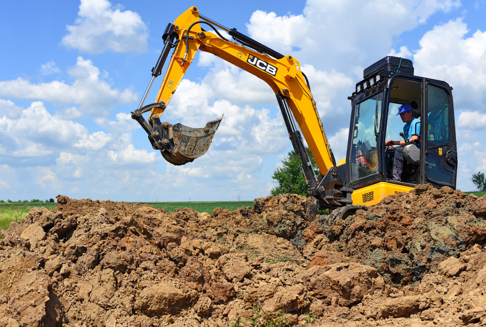 Avantajele meseriei de excavatorist